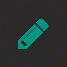 ikon-penna-svart-gron