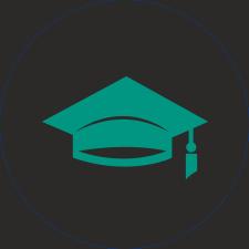 ikon-studentmossa-svart-gron